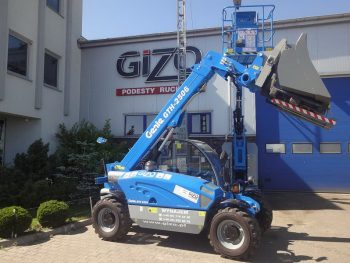 Gizo - szkolenia na ładowarki w całej Polsce