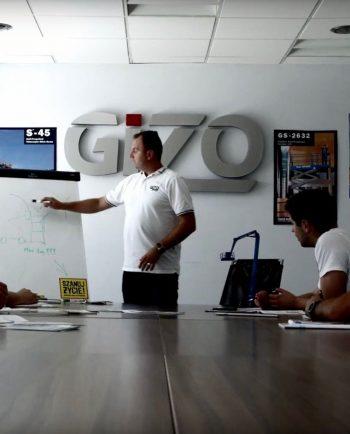 Gizo - szkolenia UDT na podesty ruchome